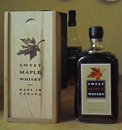 Sweet Maple Whisky
